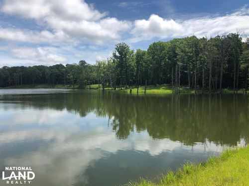 Lafayette Springs Lake And Timber : Oxford : Lafayette County : Mississippi