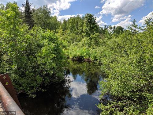 Riverfront 40 Acres Northern : Kerrick : Pine County : Minnesota