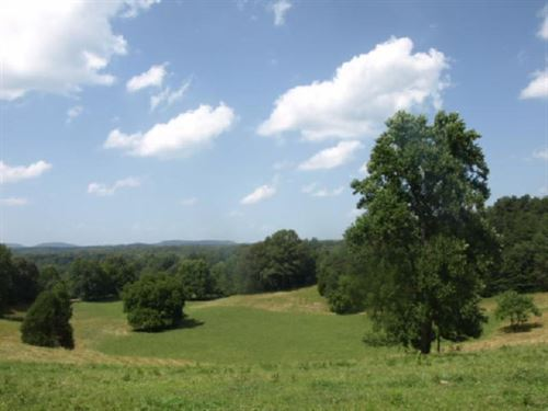 62+Ac, Pasture, Creek, Pond, Spring : Livingston : Overton County : Tennessee
