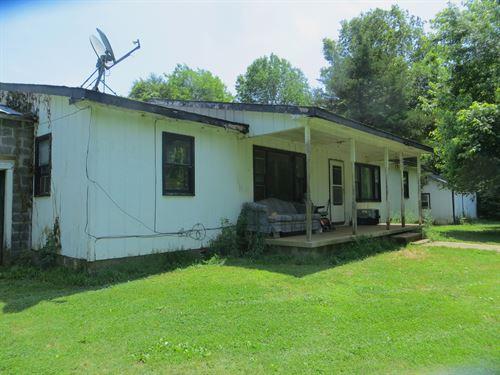 Country Home For Sale In Aransas : Maynard : Randolph County : Arkansas