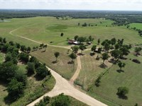 Ft Towson Ranch : Swink : Choctaw County : Oklahoma
