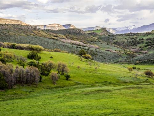 Stumpy Creek Ranch : Cimarron : Gunnison County : Colorado