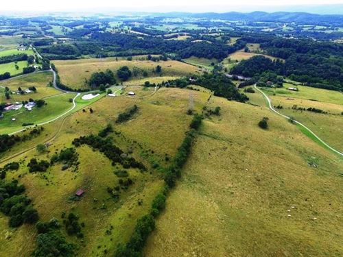 Farm Water & Income Properties : Wytheville : Wythe County : Virginia