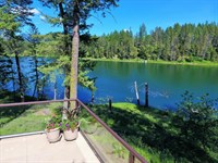 McCaffery Lake : Bigfork : Flathead County : Montana