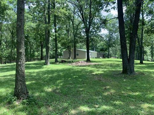 Country Homestead 25 Acres St Clair : El Dorado Springs : Saint Clair County : Missouri