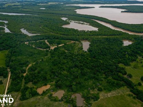Eufaula Lake Prime Hunting : Stidham : McIntosh County : Oklahoma