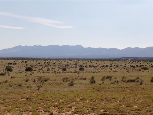 160 Acres Torrance County NM : Tajique : Torrance County : New Mexico
