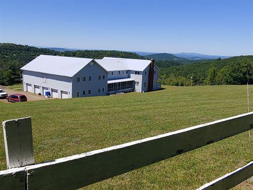 Large Family Home B&B in Floyd VA : Floyd : Virginia
