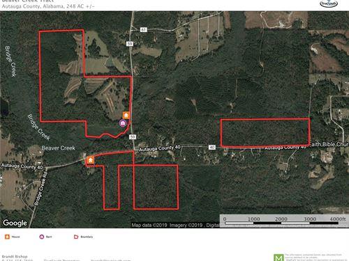 Beaver Creek Tract : Prattville : Autauga County : Alabama