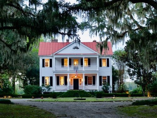 Twickenham Plantation : Yemassee : Beaufort County : South Carolina