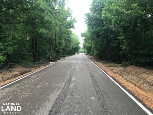 Columbus Investment, Timber, Gravel : Columbus : Lowndes County : Mississippi