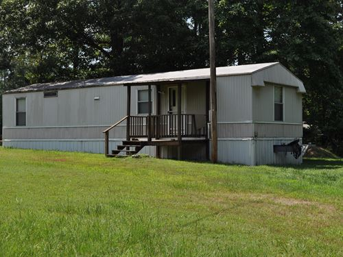 Mobile With Acreage For Sale : Clinton : Van Buren County : Arkansas