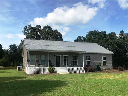 Country Home Acreage Pool North : Salem : Fulton County : Arkansas