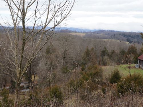 37 Acres Farm Land Tazewell, TN : Tazewell : Claiborne County : Tennessee