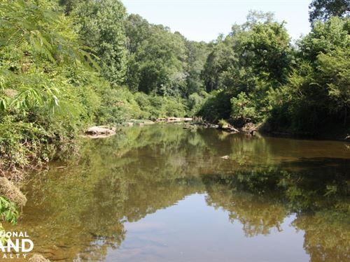 Eightmile Creek Property : Hanceville : Cullman County : Alabama
