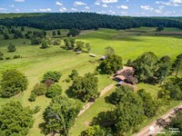 Small Farm With Home in Arkansas : Bluffton : Yell County : Arkansas