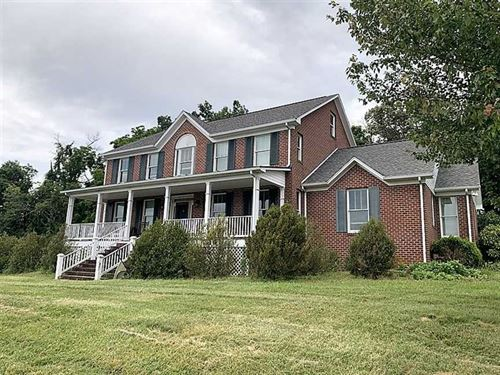 144 Acres of Residential Hunting : Lexington : Rockbridge County : Virginia