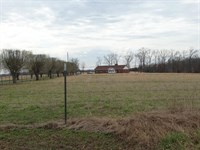 160 Acre Cattle Farm & Ranch House : Wilburn : Cleburne County : Arkansas