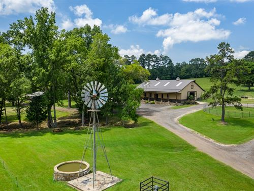 Iron Rock Ranch, 103.7 Acres Smith : Whitehouse : Smith County : Texas