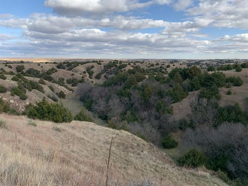 5,125 Acres in Broken Bow, Nebraska : Broken Bow : Custer County : Nebraska