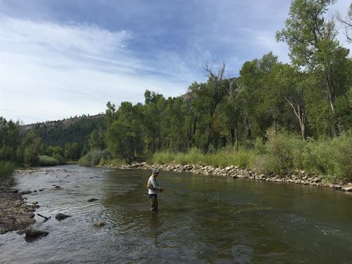 Piedra River Ranch : Bayfield : Archuleta County County : Colorado