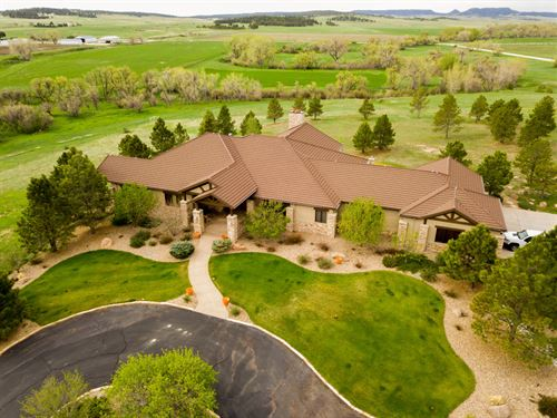 West Bijou Luxury Estate : Elbert : Elbert County County : Colorado