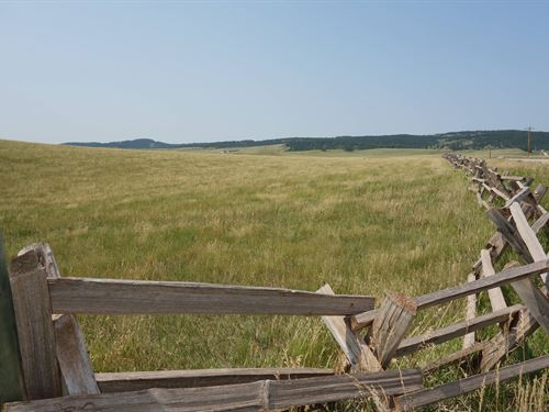 Rock Point Ranch : Hermosa : Custer County : South Dakota