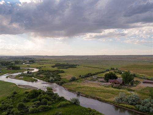 Little Wind Ranch : Lander : Fremont County : Wyoming