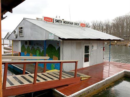 Smith Mountain Dock & Lodge : Penhook : Pittsylvania County : Virginia