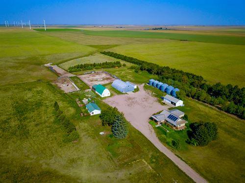 Peetz Irrigated Section : Peetz : Logan County : Colorado