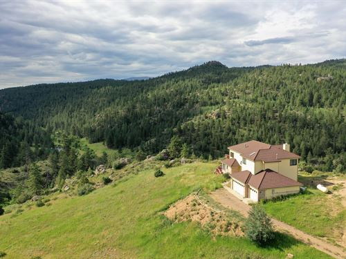 Elkhorn Overlook : Livermore : Larimer County : Colorado