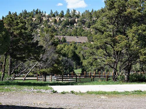 Rock River Ranch, Rio Arriba County : Tierra Amarilla : Rio Arriba County : New Mexico