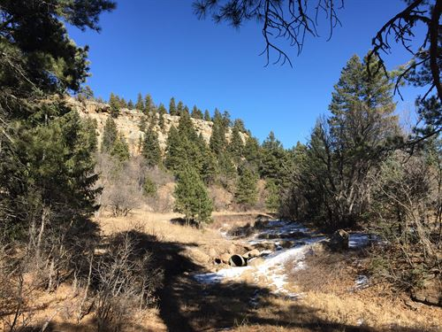 Deer Trail at Hidden Creek : Rye : Pueblo County County : Colorado