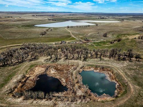 Blue Agate Ranch : Agate : Elbert County : Colorado