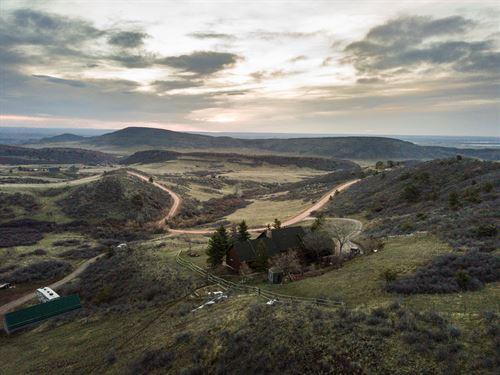 Wild Plum Gulch : Laporte : Larimer County : Colorado