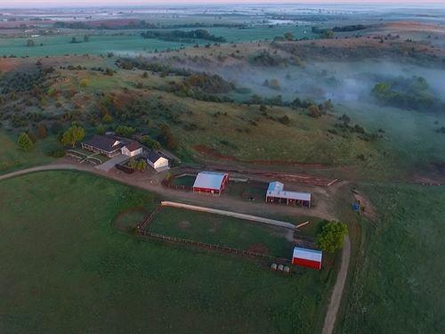 Story Creek Ranch : Bennington : Ottawa County : Kansas