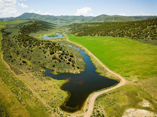 Upper Hughs Ranch : Maybell : Moffat County : Colorado