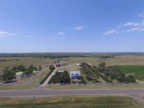 Kats Ranch : Stockton : Rooks County : Kansas