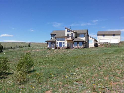 42 Blair Wallis Road : Laramie : Albany County County : Wyoming