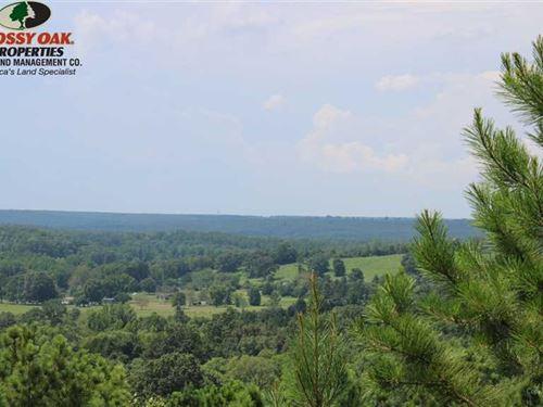 11.90 Acres With Mountain Top View : Cabot : Pulaski County : Arkansas