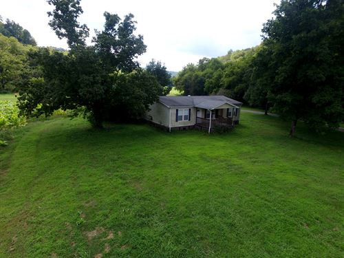 138+ Ac, Hm, Barns, Pond, Creeks : Whitleyville : Jackson County : Tennessee