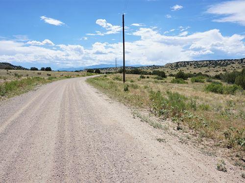 Hatchet Ranch-Parcel 49 : Pueblo : Colorado