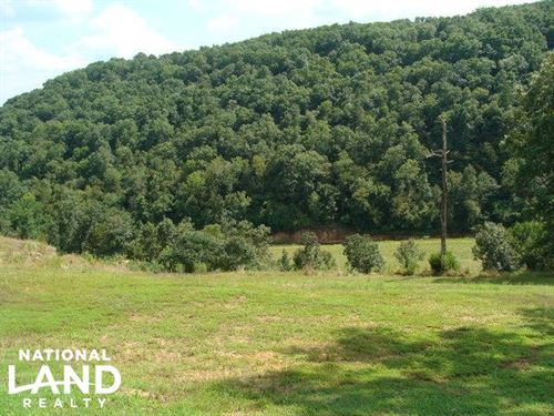 Recreational Land And Home on 40 ac : Pangburn : Cleburne County : Arkansas