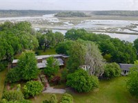 Huspa Plantation : Sheldon : Beaufort County : South Carolina