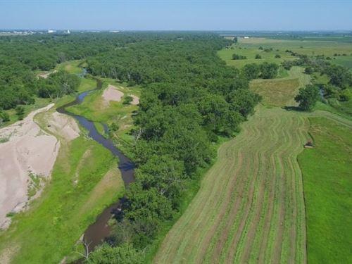 Platte River Mixed Bag Paradise : Gothenburg : Lincoln County : Nebraska