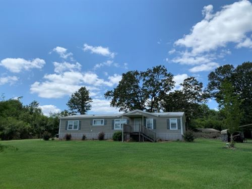 50 Acres With A Home In Pike County : Magnolia : Pike County : Mississippi