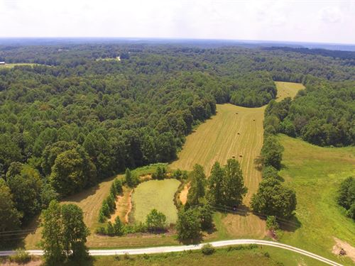 42.5 Acres-Building : Liberty : Casey County : Kentucky