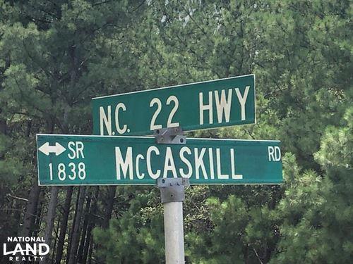 Little River, Pinehurst Area Inves : Carthage : Moore County : North Carolina