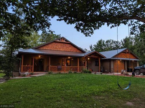 Country Home Northern Pine County : Sturgeon Lake : Pine County : Minnesota