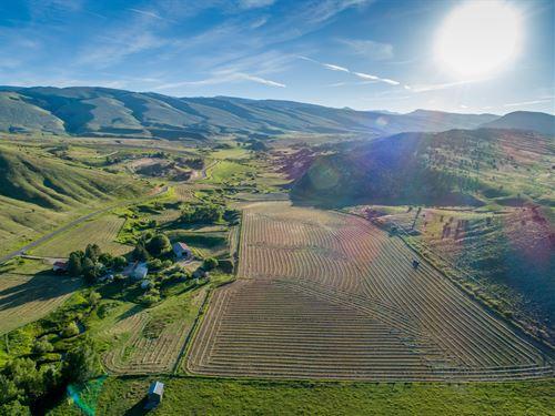 Crump Ranch : Lander : Fremont County : Wyoming